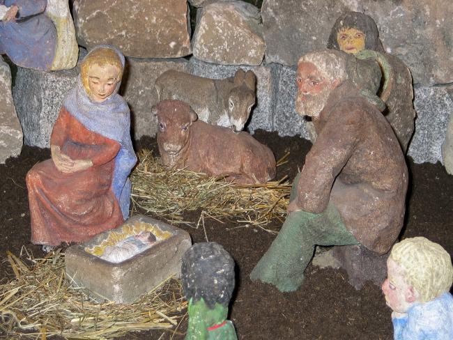 Weihnachtsbild Alternative