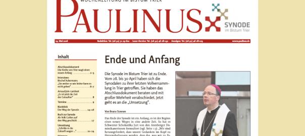 Paulinus_Synodenbeilage